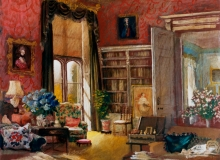 A Drawing Room in North Hamptonshire